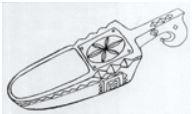 madaras lisztmérő kanál